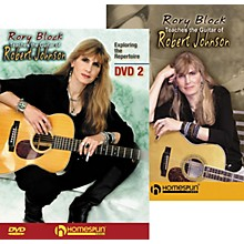 Homespun Rory Block Teaches the Guitar of Robert Johnson (2-DVD Set)