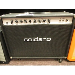 Pre-owned Soldano Ros-50 Tube Guitar Combo Amp by Soldano