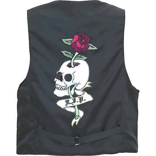 Dragonfly Clothing Company Rose N' Peace Vest-thumbnail