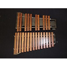 Leedy Rosewood Tabletop Xylophone Chimes