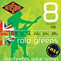 Rotosound Roto Greens Electric Guitar Strings  Thumbnail