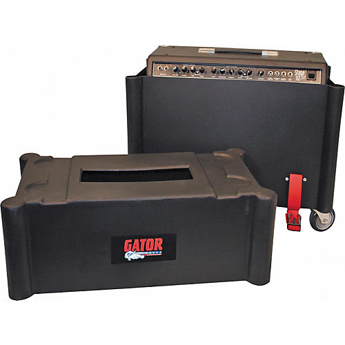 Gator Roto Mold Amp Case for 2x12 Amps Black