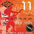 Rotosound Roto Reds Medium Electric Guitar Strings-thumbnail