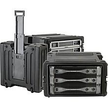 SKB Roto Rolling Rack Case Level 1 4U