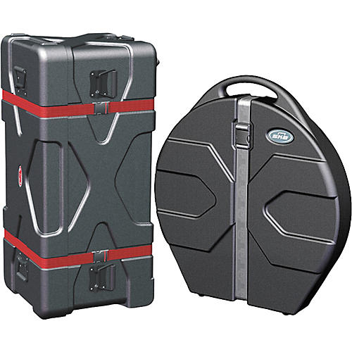 SKB Roto-X Trap and Cymbal Vault Set