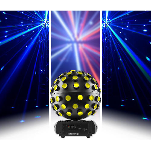 CHAUVET DJ Rotosphere Q3 Disco Effect Light-thumbnail
