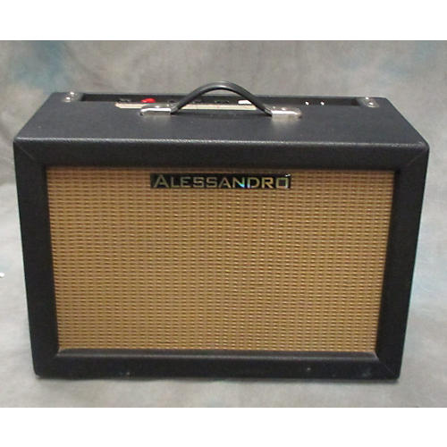 Alessandro Rottweiler 112 Working Dog Tube Guitar Combo Amp