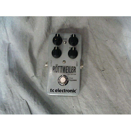 TC Electronic Rottweiler Effect Pedal