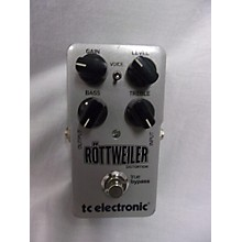 TC Electronic Rottweiler Pedal