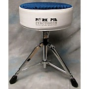 Pork Pie Round Drum Throne Drum Throne