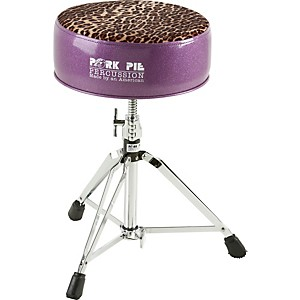 Pork Pie Round Drum Throne by Pork Pie