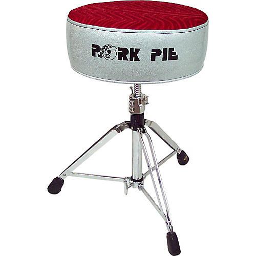 Pork Pie Round Drum Throne Guitar Center