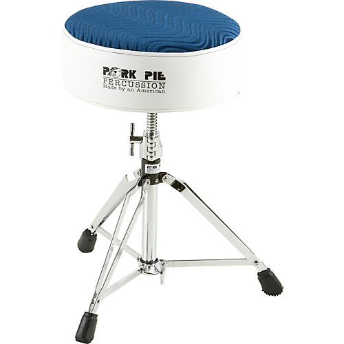 Pork Pie Round Drum Throne Guitar Center