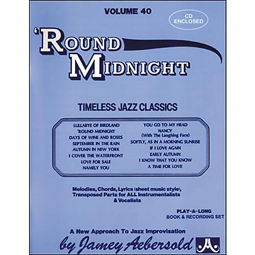 Jamey Aebersold Round Midnight-thumbnail