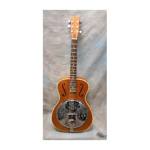SX Round Neck Resonator Acoustic Guitar