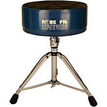 Pork Pie Round Throne with Black Crush Top