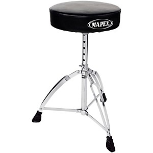Mapex Round Top Lightweight Drum Throne by Mapex