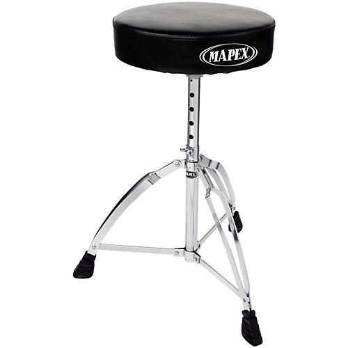 Mapex Round Top Lightweight Drum Throne-thumbnail ...  sc 1 st  Guitar Center & Mapex Round Top Lightweight Drum Throne | Guitar Center islam-shia.org