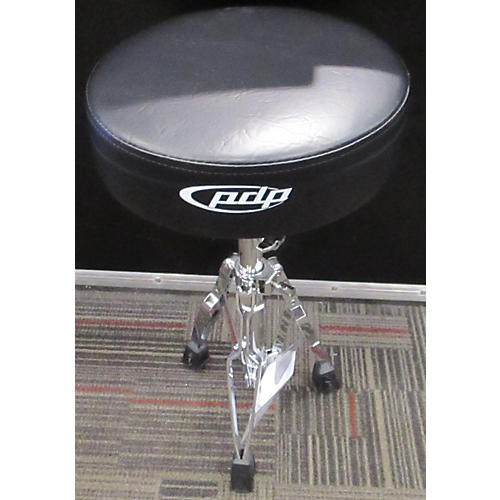 PDP Round Top Throne Drum Throne