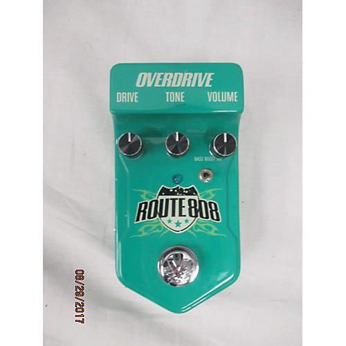 Visual Sound Route 808 Effect Pedal