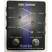 Carl Martin Route Box Double A/B Pedal