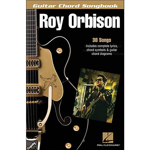 Hal Leonard Roy Orbison Guitar Chord Songbook