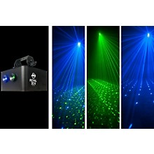American DJ Royal 3D MKII Blue/Green Laser Effect Level 1