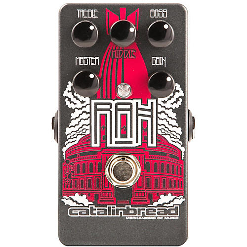 Catalinbread Royal Albert Hall WIIO (RAH Hiwatt Emulation) Guitar Effects Pedal-thumbnail
