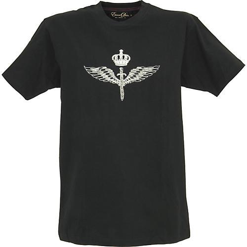 Edward Dada Royal Crown Zardozi Men's T-Shirt-thumbnail