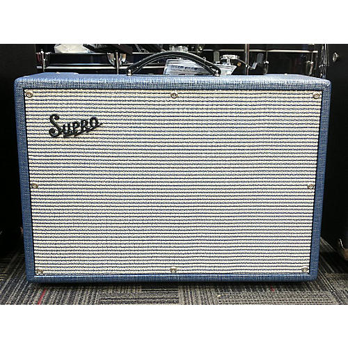 used supro royal reverb 1650rt tube guitar combo amp guitar center. Black Bedroom Furniture Sets. Home Design Ideas