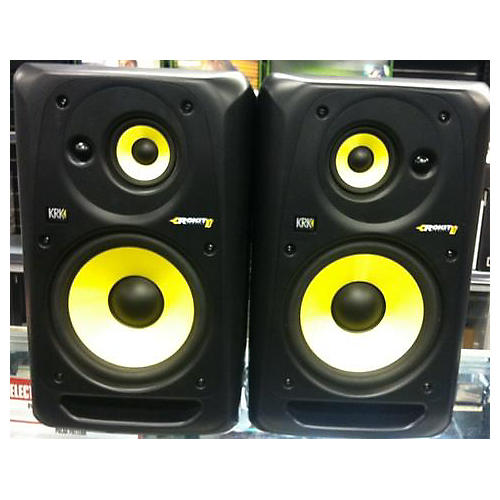KRK Rp103G3 Pair Powered Monitor