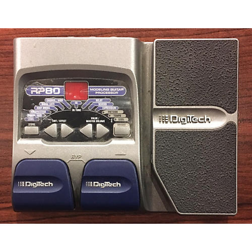 Digitech Rp80 Effect Processor-thumbnail
