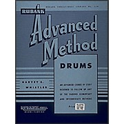 Hal Leonard Rubank Advanced Method for Drums