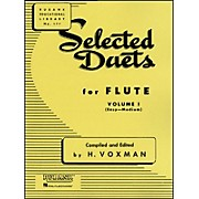 Hal Leonard Rubank Selected Duets for Flute, Vol. 1: Easy–Medium