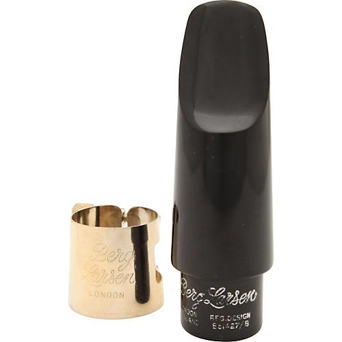 Berg Larsen Rubber Alto Saxophone Mouthpiece-thumbnail