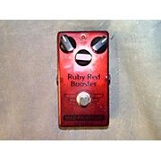 Mad Professor Ruby Red Booster Effect Pedal