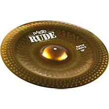 Paiste Rude Novo China Cymbal