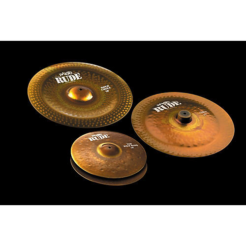 Paiste Rude Thin Crash-thumbnail