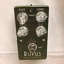 Suhr Rufus Reloaded Effect Pedal