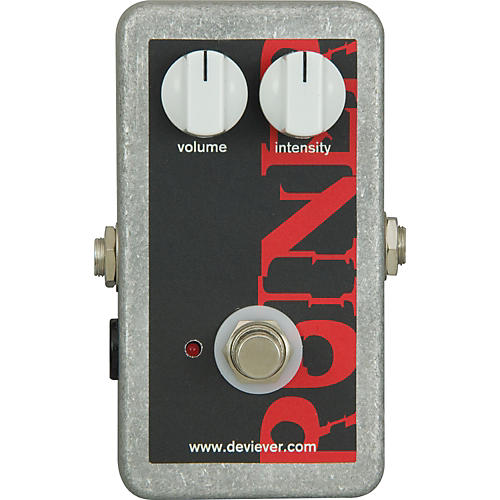 Devi Ever Ruiner Fuzz Bass Effects Pedal
