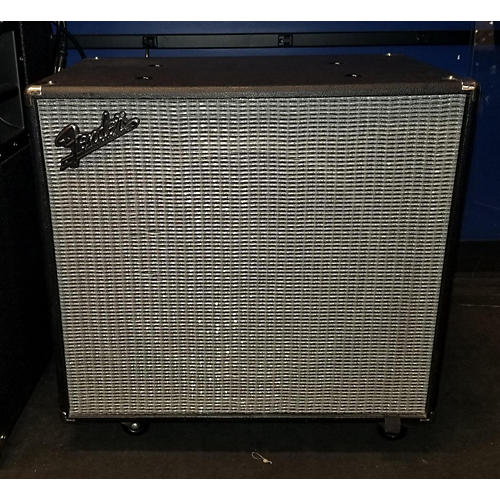 used fender rumble 1 15 bass cabinet guitar center. Black Bedroom Furniture Sets. Home Design Ideas