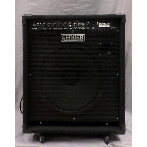 Fender Rumble 100 1x15 100W Bass Combo Amp-thumbnail
