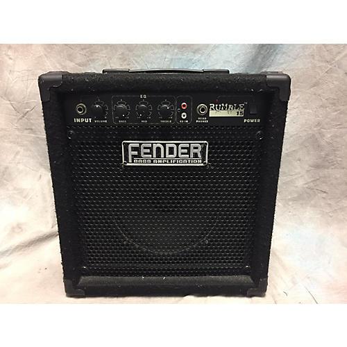 Fender Rumble 15 15W 1X8 Bass Combo Amp-thumbnail