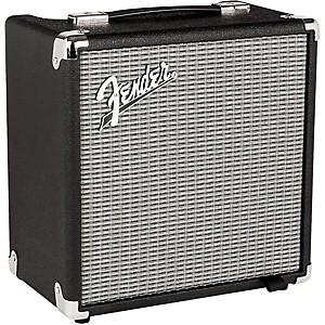 Fender Rumble 15 1x8 15 Watt Bass Combo Amp by Fender