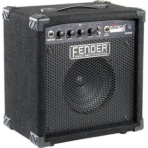 Fender Rumble 15 Bass Combo Amp-thumbnail