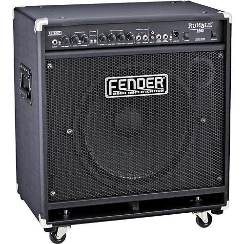 Fender Rumble 150 150W 1x15 Bass Combo Amp-thumbnail