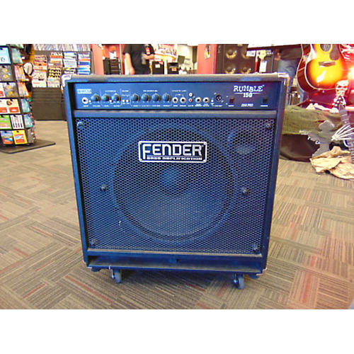 Fender Rumble 150 150W 1x15 Bass Combo Amp
