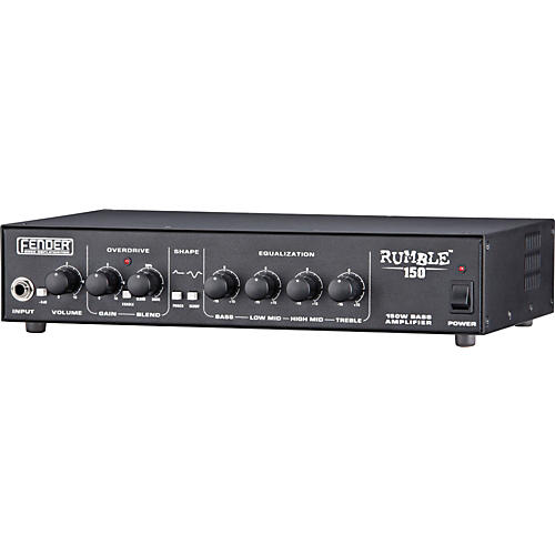 Fender Rumble 150 150W Bass Amp Head