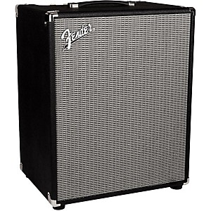 Fender Rumble 200 1x15 200 Watt Bass Combo Amp by Fender