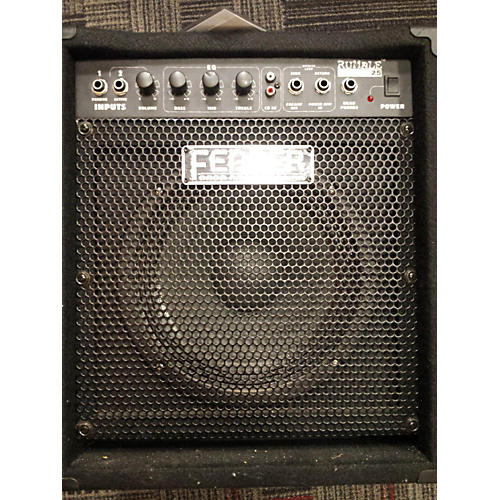 Fender Rumble 25 25W 1X10 Bass Combo Amp-thumbnail